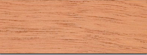 "Mahogany Preglued Real Wood Edgeband - 13/16"""