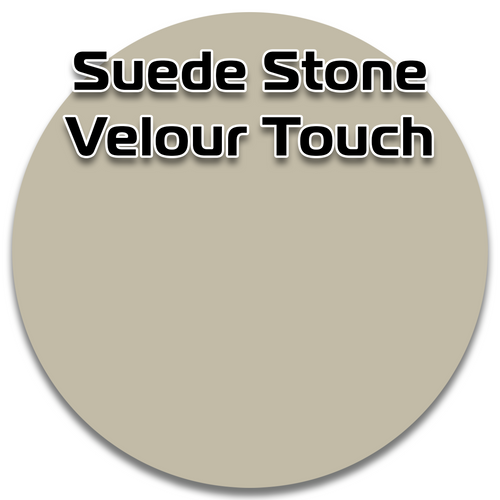 Suede StonePurdecoG2S MDF Velour Touch extreme mattefinishessurface is silky to the touch, anti-fingerprintand scratch resistant.