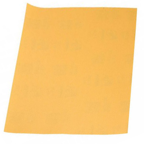 "Gold Proflex Sheet 320 Grit 50 Sheets/Pk 9"" x 11"" MK-23-104-320"