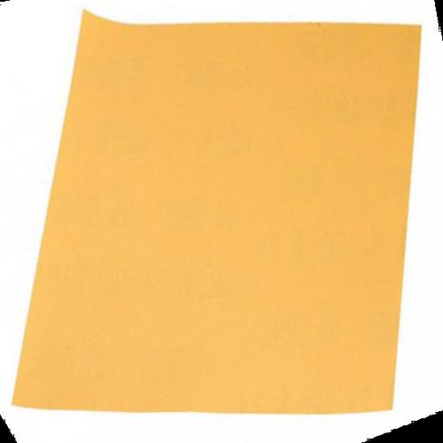 "Gold Proflex Sheet 120 Grit 50 Sheets/Pk 9"" x 11"" MK-23-104-120"