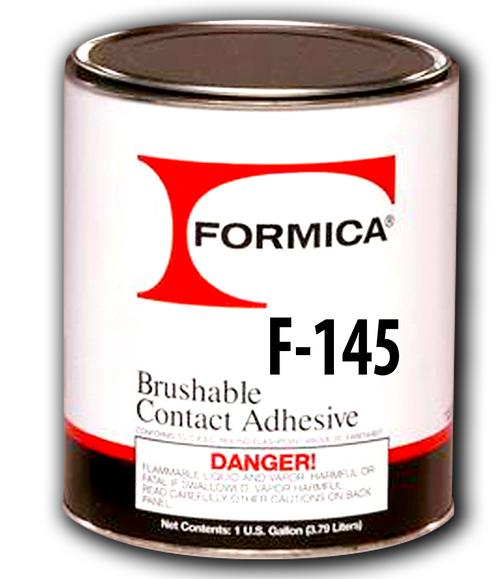 Formica Consumer Brush/Roll Grade Adhesive 1 Gallon F-145N-01