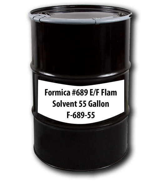 Formica #689 E/F Flam Solvent 55 Gallons F-689-55