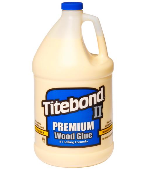 Franklin Titebond II Premium Wood Glue #5006 2 Gallon Carton F-TGII-GA