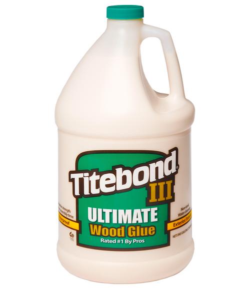 Franklin Titebond III Ultimate Wood Glue #1416 2 Gallon Carton F-TGIII-GA