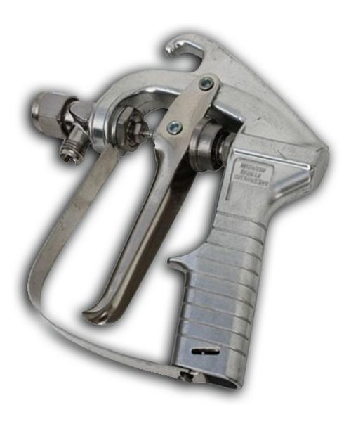 Spraying Systems Spray Gun QG-M120-GUN Quin Global TensorGrip