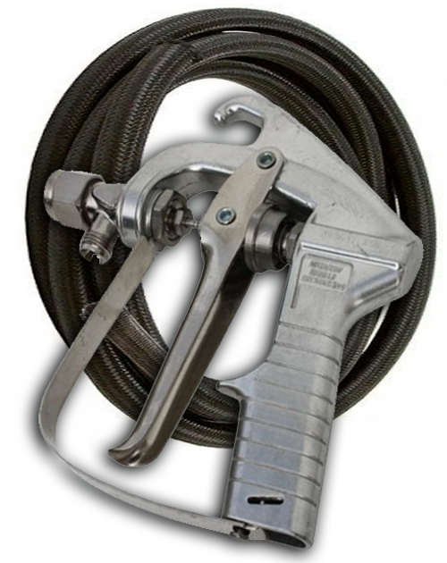 M120 Gun, M140-12ft Hose, Wrench & Carab QG-TOOLKIT Quin Global TensorGrip