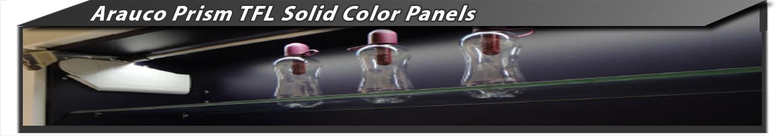 Arauco Prism TFL Melamine Solid Colors