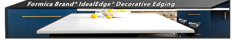 Formica Brand® IdealEdge Decorative Edging