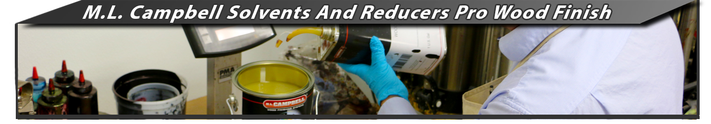 ML Campbell Solvents And Reducers