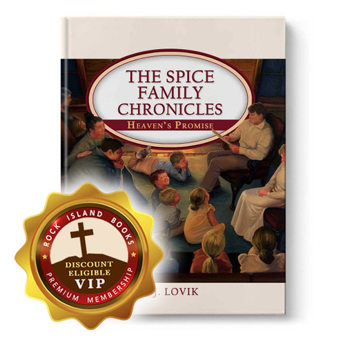 The Spice Family Chronicles - Heaven's Promise (w/ 14 color illustrations!)