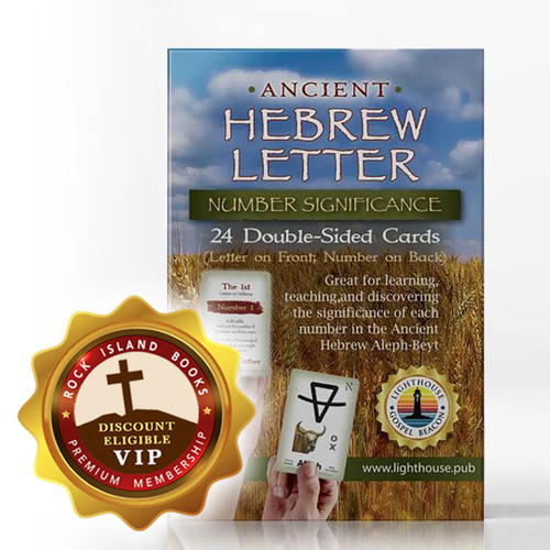 Ancient Hebrew Letter Cards: Number Significance