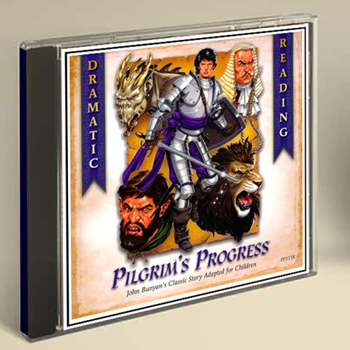 Children's Pilgrim's Progress: Dramatic Reading (CD set)