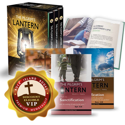 The Pilgrim's Lantern- 3 Book Box Set