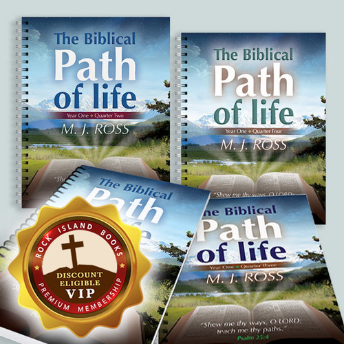 The Biblical Path of Life - Year One (all 4 Quarters!)