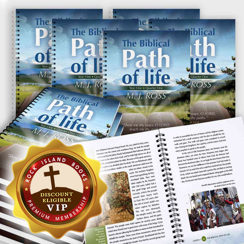 The Biblical Path of Life - Year One: Quarter One (12 Pack)