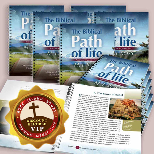 The Biblical Path of Life - Year One: Quarter Two (12 Pack)