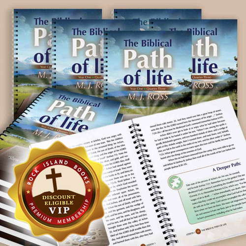 The Biblical Path of Life - Year One: Quarter Three (12 Pack)