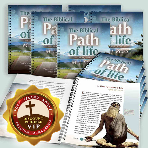 The Biblical Path of Life - Year One: Quarter Four (12 Pack)