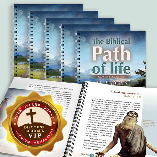 The Biblical Path of Life - Year One: Quarter Four (6 Pack)