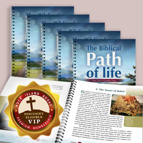 The Biblical Path of Life - Year One: Quarter Two (6 Pack)