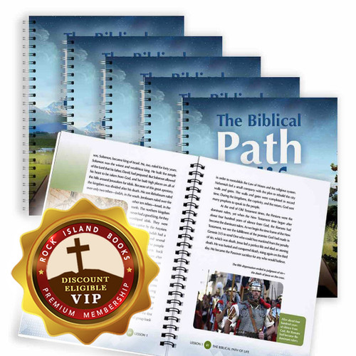 The Biblical Path of Life - Year One: Quarter One (6 Pack)