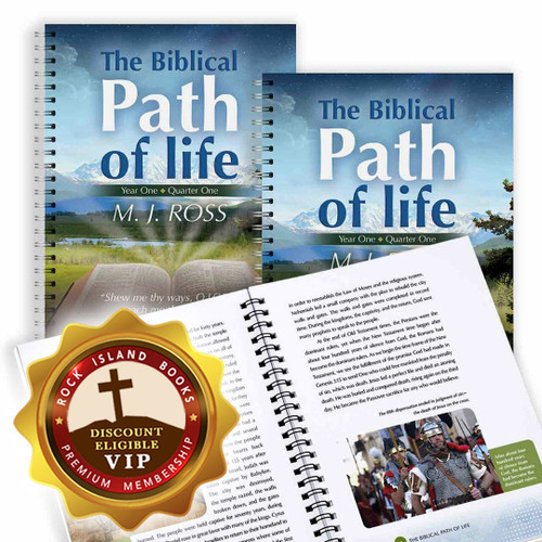 The Biblical Path of Life - Year One: Quarter One (3 Pack)