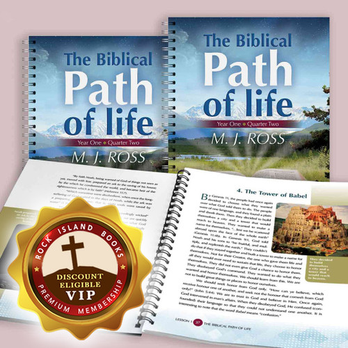 The Biblical Path of Life - Year One: Quarter Two (3 Pack)