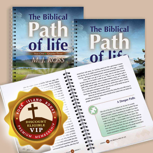 The Biblical Path of Life - Year One: Quarter Three (3 Pack)
