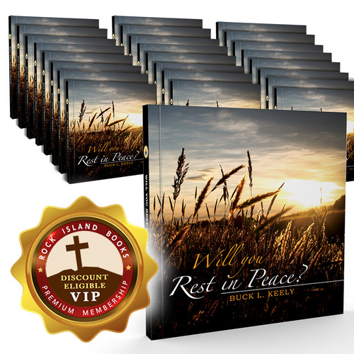 Will You Rest In Peace? (Set of 25)