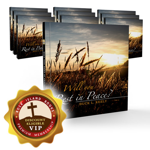 Will You Rest In Peace? (Set of 10)