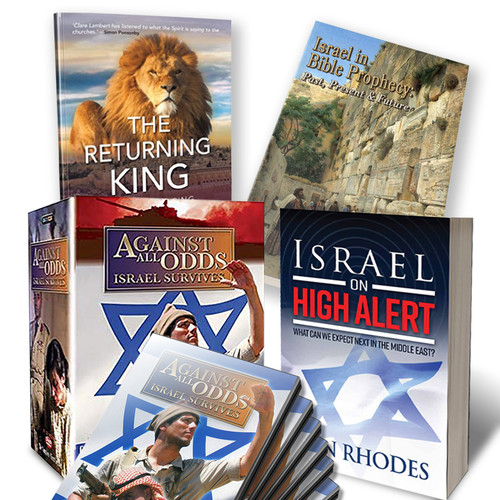 Mid-East Prophecy Bundle