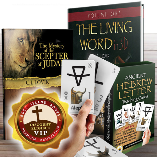 Ancient Hebrew Word Pictures – Starter Bundle