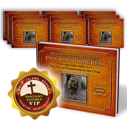 Stepping Stones Through Pilgrim's Progress (Set of 10)