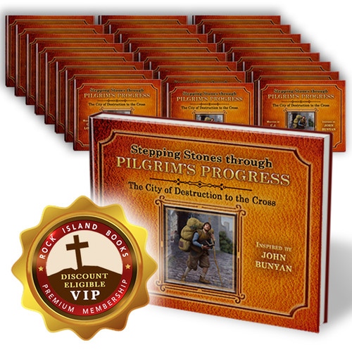 Stepping Stones Through Pilgrim's Progress (Set of 25)