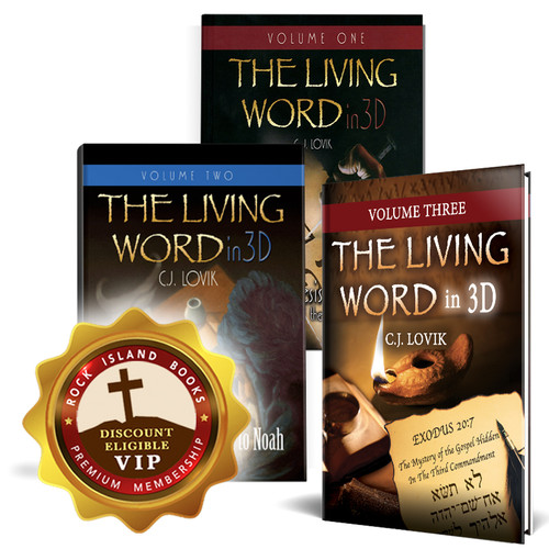 Living Word Fundamental Collection (3 books)