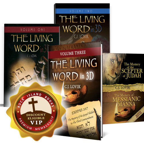 Mystery of the Manna Collection (4 books)