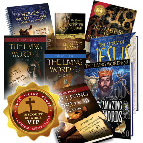 COMPLETE Living Word 8 Book Collection