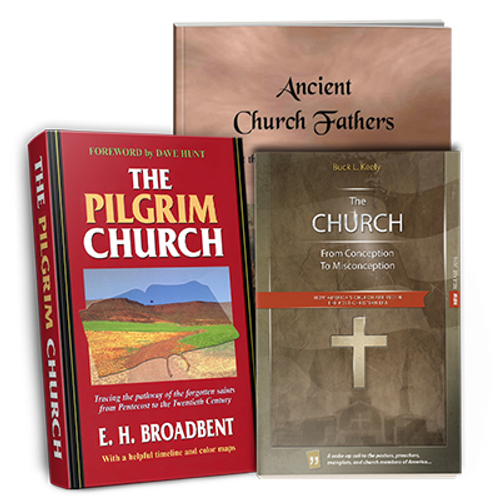 The Church – From Birth to Modern Ages