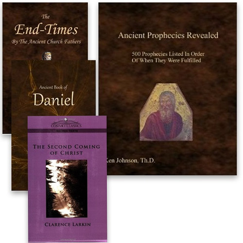 End-Times Prophecies Revealed (Bundle)