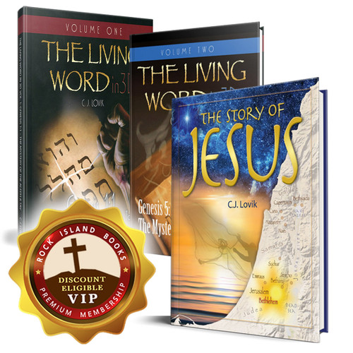 The Story of Jesus/Living Word (Bundle)