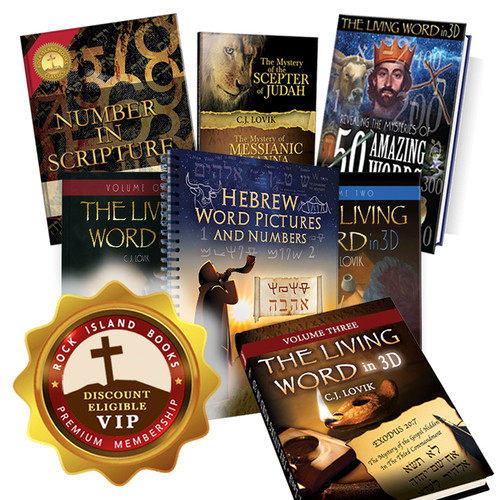 Ultimate Hebrew Word Pictures/Living Word/Numbers (Bundle)