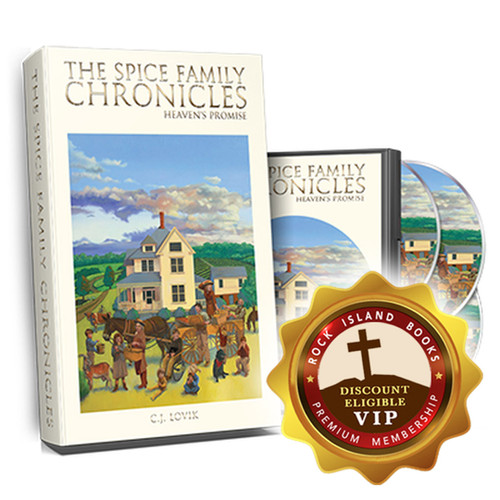 Spice Family Chronicles (Book and CD Audio Bundle)