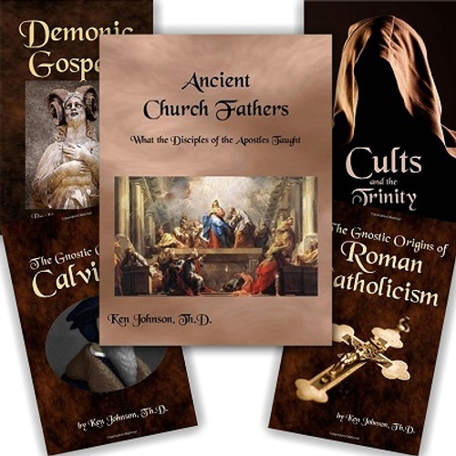 The Pagan Roots of the Pseudo Christian Cults (Bundle)