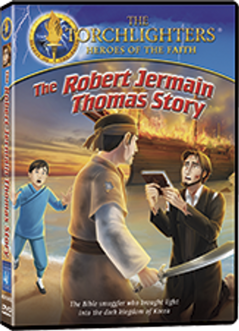 Torchlighters: The Robert Jermain Thomas (DVD)