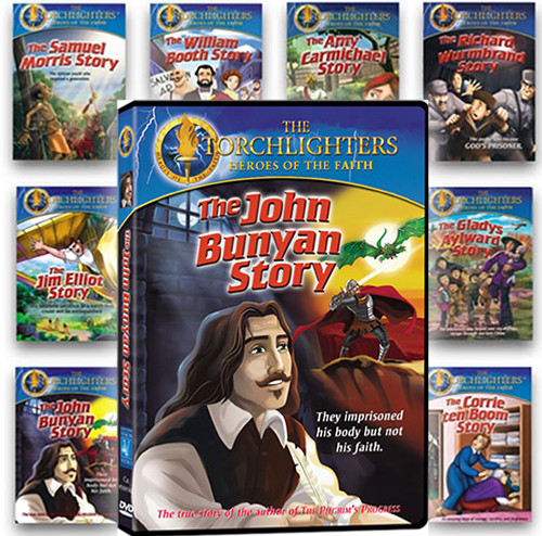 Torchlighters DVD Multi Set