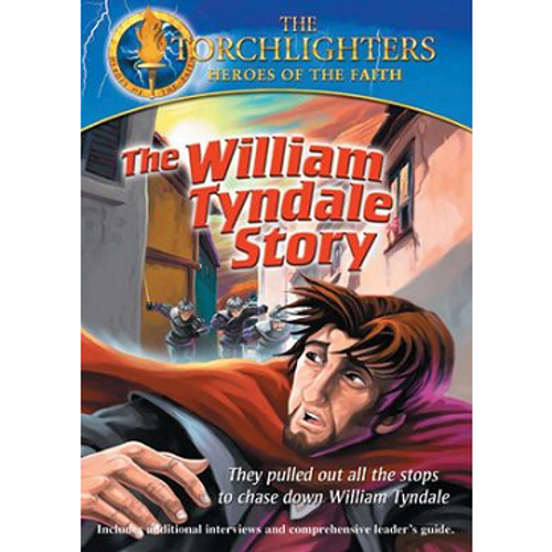 Torchlighters: William Tyndale Story (DVD)