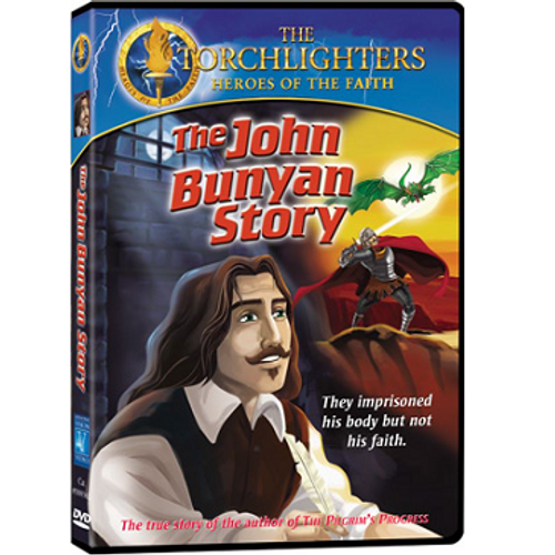 Torchlighters: John Bunyan Story (DVD)