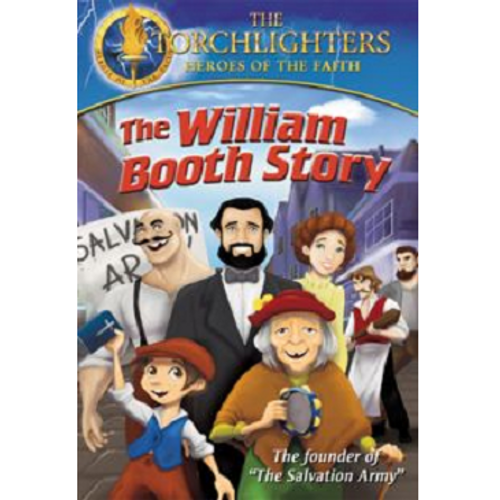 Torchlighters: William Booth Story (DVD)