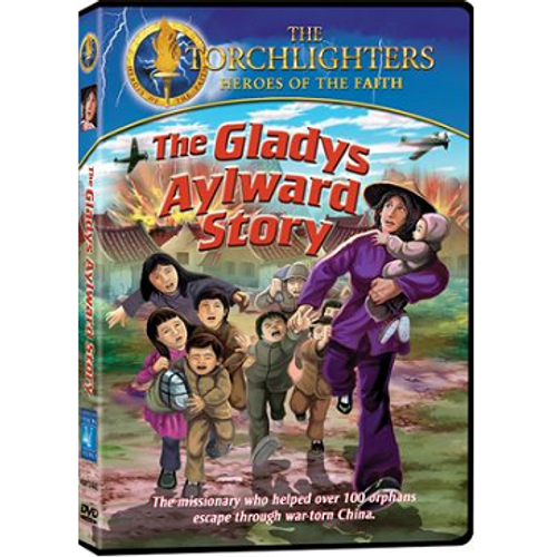 Torchlighters: Gladys Aylward Story (DVD)