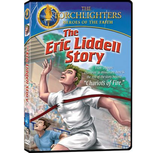 Torchlighters: Eric Liddell Story (DVD)